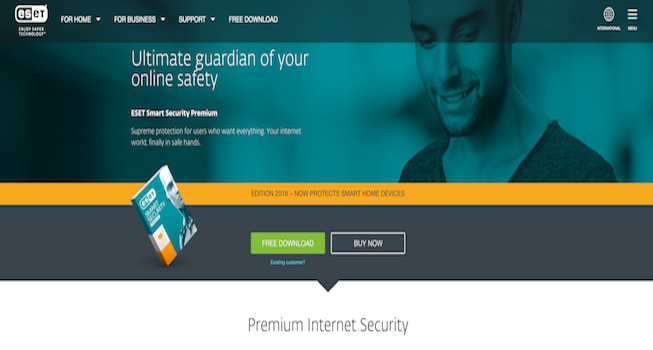Eset Review 2019 - Eset Online Security Free