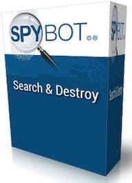 Antivirus SpyBot